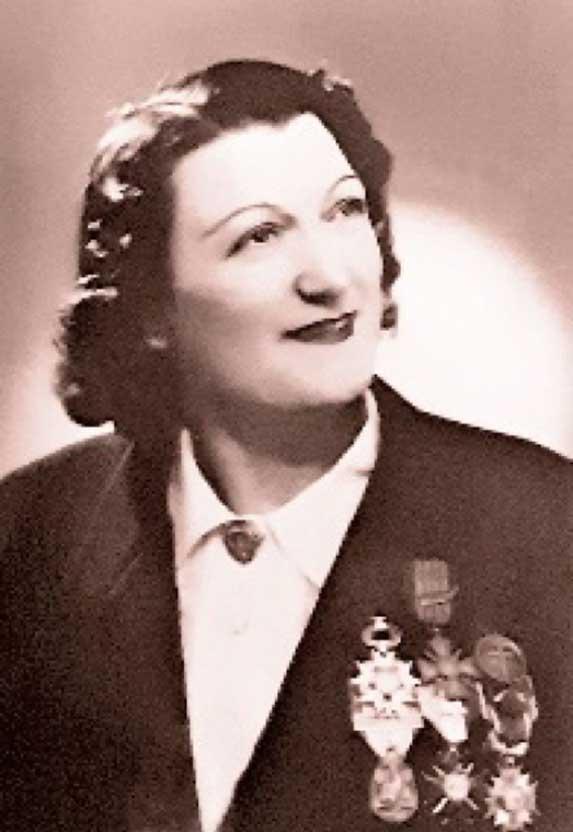 Claire Oberge-Sanzay